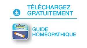 Guide des medicaments homéopathiques - Boiron Canada