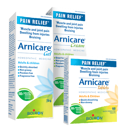 Pain Relief - Arnicare Line